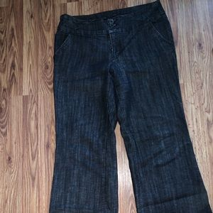 Maurice's trouser Jeans size 11/12
